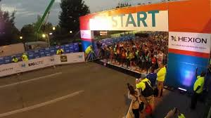 2016 Columbus Marathon - Marathon Results - Aaron Apathy