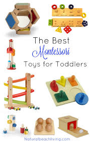 The Best Montessori Toys for a 2 year old Year Old - Natural Beach Living