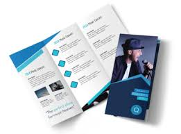 Templates For Brochure Brocher Template Magdalene Project Org