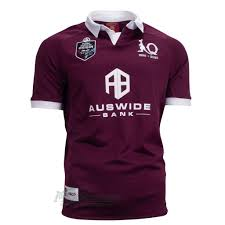 Buy Queensland Maroons 2020 Men's State ...