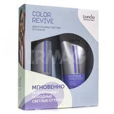 Набор подарочный <b>Londa Color Revive</b> Blonde&Silver (<b>шампунь</b> + ...