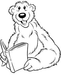 Small Picture Animals Reading Coloring Pages Printable Coloring Sheets