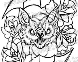 il_340x270.1106597358_yfe5 tattoo coloring book etsy on coloring book bat