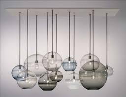 Hand blown glass lighting fixtures Shades Handblown Glass Lights Chairish Home Decor Home Lighting Blog Blog Archive Blown Glass Light