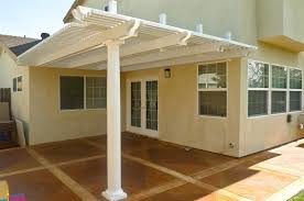 Patio Ideas Insulated Patio Cover With Patio Furniture Ideas And