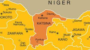 Image result for KATSINA MAP