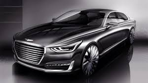 hyundai genesis sedan wallpaper. 2016 Hyundai Genesis And Sedan Wallpaper