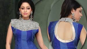Collar Back Neck Design How To Cut And Stitch Designer Neckline With Front Back