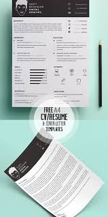 Modern Resume Templates Psd Resume Template Psd Modern Free Creative Curriculum Vitae Download