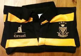 cornish rugby shirt