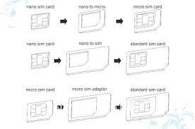 micro sim card size cut