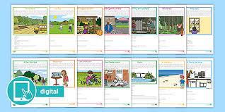 Reading comprehension worksheets for grade 1 in 2020. First Grade Reading Comprehension Pdf English Resources