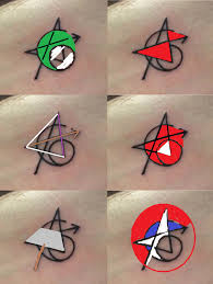 What I See In The Avengers Tattoo Marvelstudios
