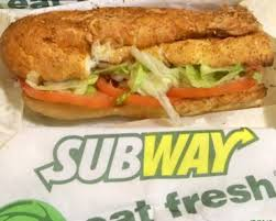 discovery of subway nutrition information