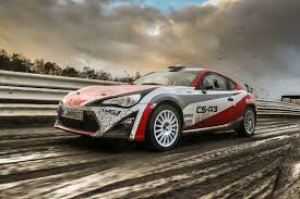 Driving Toyota's GT86 rally car - picture special | Autocar
