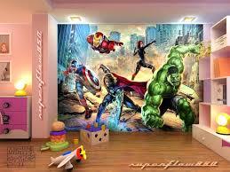 Superhero Boys Room Decoration Superhero Boys Room Beautiful Marvel Kids Room