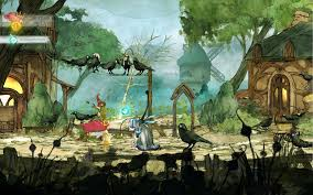 Child Of Light Box Art Review Child Of Light Illuminating The Way To A Better