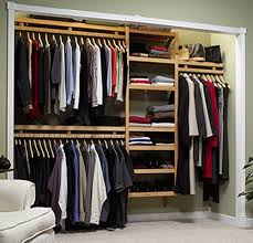 N  Bedroom Closet Systems