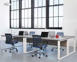 sleek office desk. Sleek And Elegant, The Gammel Desk From Scandinavian Designs Provides Workspace Without Frills. This Modern Features Clean White Legs Support A Natural Office K