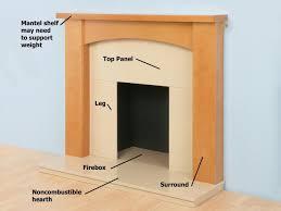 diy fireplace mantel plans simplistic diy fireplace surround plans fireplace