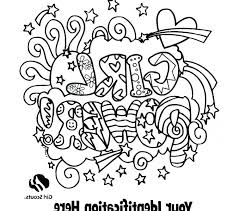 Brownie Girl Scout Coloring Pages Aq1h Girl Scouts Coloring Pages
