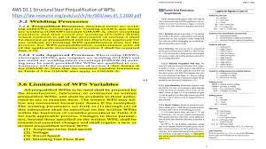 How To Explain Aws D1 1 Welding Joint Designation B U4a By Glen