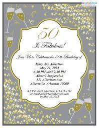 50th birthday invitation templates free free online 50th birthday invitation templates 50th birthday party
