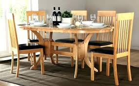 dining set for 6 oval dining set for 6 glass dining set 6 chairs oval dining