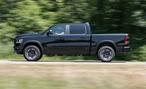 2019 ram 1500 rebel is more than just an improved off roader