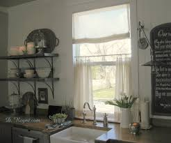 Kitchen Curtains For French Style Kitchen Curtains Cliff Kitchen