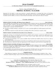 50 Beautiful Teaching Resume Examples Templates Ideas Best Of