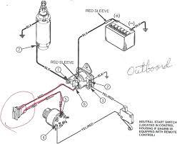5 0 mercruiser starter wiring diagram alternator diagrams co