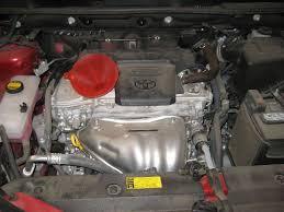 2013 Toyota RAV4 SUV 2AR-FE 2.5L I4 Engine - Changing Moto… | Flickr