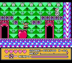 <b>Kyatto Ninja Teyandee</b> Full Walkthrough NES (HD 1080p) English ...