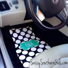 car floor mats for women. New To SassySouthernGals On Etsy: Monogrammed Car Floor Mats Accessories For Women Gift Sweet 16 Cute T