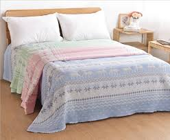 thermal cotton blanket. 150X200CM Soft Premium Cotton Thermal Blanket Snuggle In These Super Cozy Blankets Perfect For