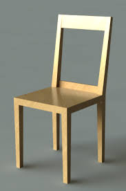simple chair design. Explore Wood Chairs, Kitchen And More! Silla Simple Chair Design Pinterest