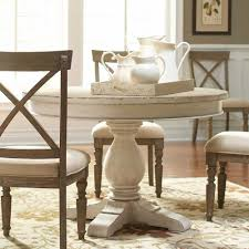 table whitewashed round dining table whitewashed round dining table and chairs ideas also awesome room