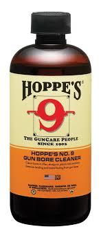 Hoppes No 9 Solvent Gun Pistol Cleaner 1 Quart Bottle
