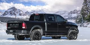 2018 dodge rebel. contemporary dodge 2018 ram 1500 rebel 4x4 black edition snow on dodge g