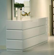 Modern Bedroom Dressers And Chests Modern White Dressers