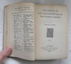 the decline fall of the r empire edward gibbon world s  the decline fall of the r empire edward gibbon world s classics