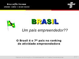 Resultado de imagem para BRASIL UM PAIS DE EMPREENDEDORES