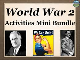 totalitarian leaders world war 2 activities mini bundle appeasement activities and