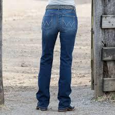 Wrangler Urj Q Baby Oakwood Plus Jeans