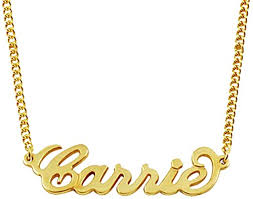 Iprome Custom Personalized Name Necklace <b>S925 Sterling Silver</b> ...