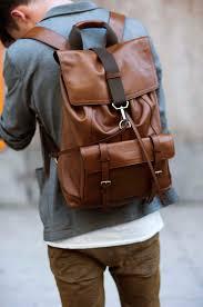 mans backpack raddest men s fashion looks on the internet