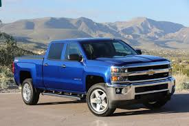 2016 Chevrolet Silverado HD Revealed | GM Authority