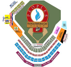 Richmond Flying Squirrels Vs Altoona Curve Tall Pines