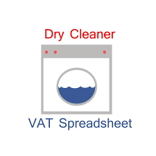 Dry Cleaners Accounting Spreadsheets - Easy Bookkeeping Spreadsheets